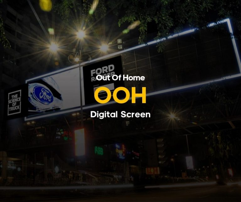 Out of Home Digital Screen Advertising in Malaysia.