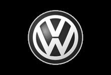 Volkswagen Logo transparent png.